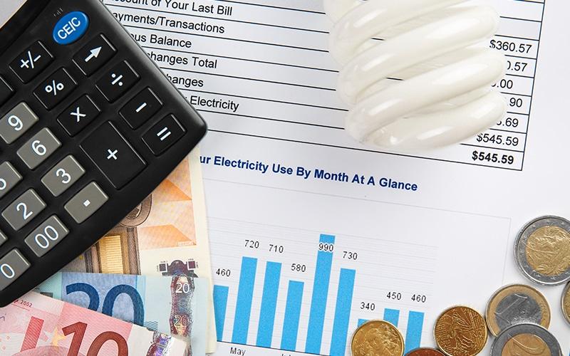 Ahorrar en la nueva factura de luz