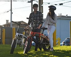 Movilidad eléctrica con bicicletas electricos