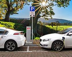 Movilidad eléctrica con coches elcetricos
