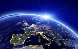 Comparativa del precio de la luz en Europa