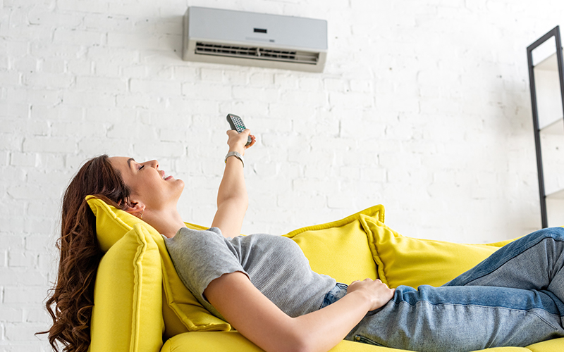 Cúanto consume el aire acondicionado