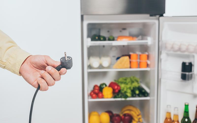 Los electrodomésticos que más consumen