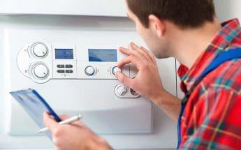 ¿Cuánto cuesta la inspección obligatoria del gas y la revisión de la caldera?