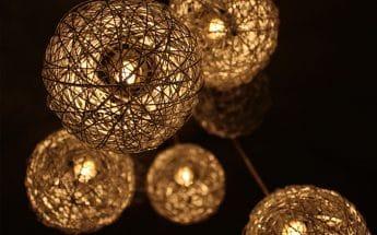 Cómo hacer lámparas recicladas para iluminar tu hogar de forma económica, ecológica y original