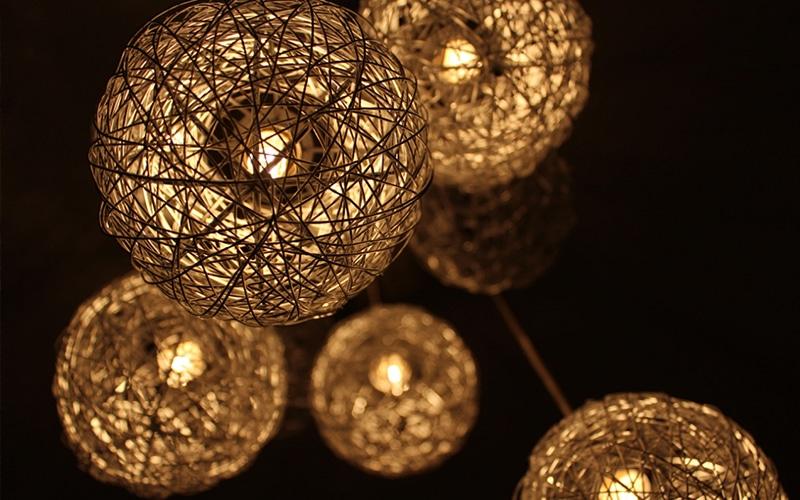 Lámparas recicladas paso a paso