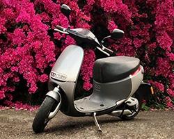 Movilidad eléctrica con motocicletas electricas