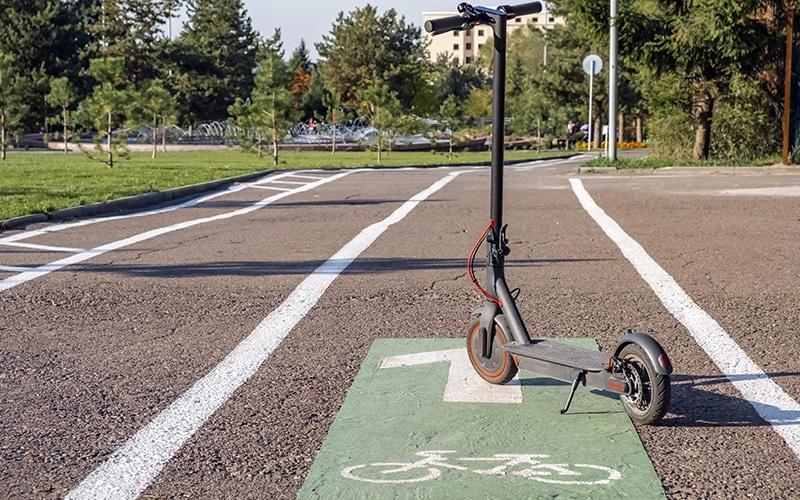 Normativa para circular con un patinete eléctrico